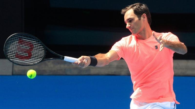Si la logique est respectée durant les premiers tours, Roger Federer devrait retrouver David Goffin ou Juan-Martin Del Potro au stade des quarts de finale.