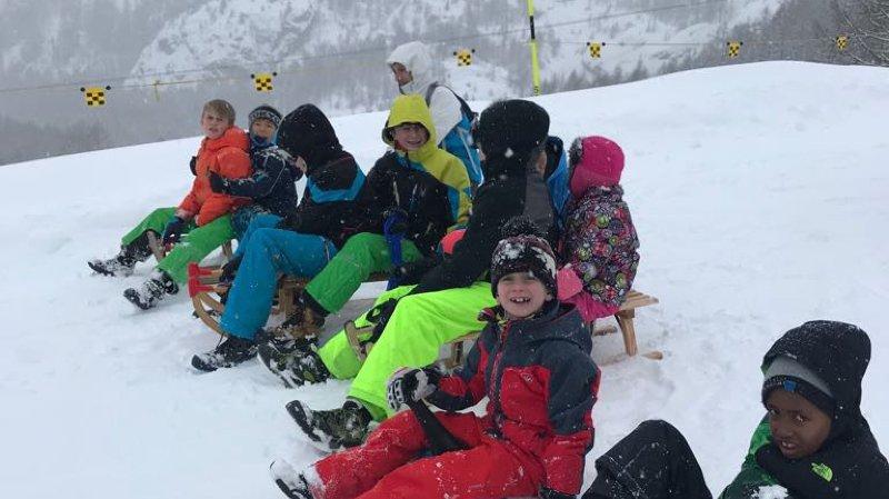 Seize Rollois toujours bloqués à Zermatt