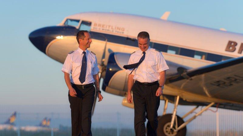 Raphaël Favre a sedondé le pilote en chef Francisco Agullo, notamment sur la traversée des océans Pacifique et Atlantique.