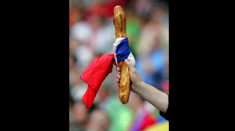 La France compte 33'000 boulangeries.