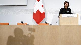UE et accord sur la Bourse suisse: après la Berne fédérale, les partis critiquent aussi Bruxelles