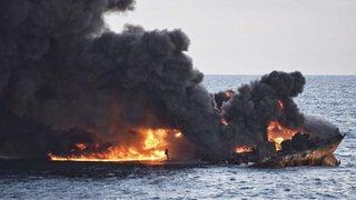 Chine: le naufrage d'un pétrolier iranien provoque la plus grave marée noire depuis 1991