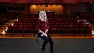 Camille Destraz: «J'aime l'âme de ce théâtre»