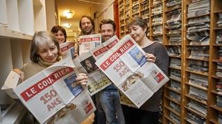 «Le Courrier» fête ses 150 ans