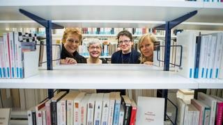 Trois bibliothèques gratuites et connectées