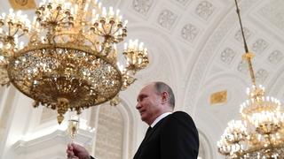 Un record de candidatures  face à Vladimir Poutine