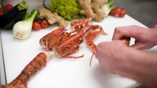 Plonger un homard vivant  dans l'eau bouillante, c'est fini!