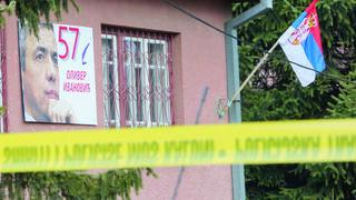 Le leader serbe Oliver Ivanovic assassiné