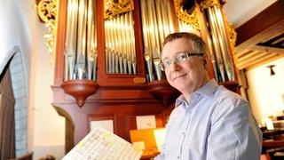 L'orgue pour rappeler la prière du Christ