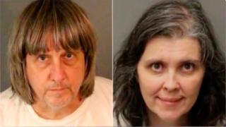 Californie: la police a retrouvé 13 frères et sœurs affamés et séquestrés par leurs parents