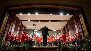 Concert annuel de la fanfare de Gimel