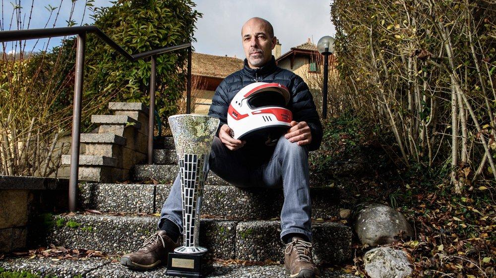 Pierre de Graaf a décroché en novembre dernier son 3etitre consécutif dans le Trophée Tourisme Endurance.