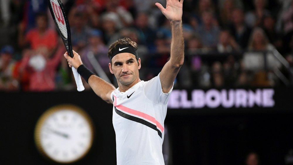 Roger Federer n'a pas encore perdu le moindre set cette année à Melbourne.