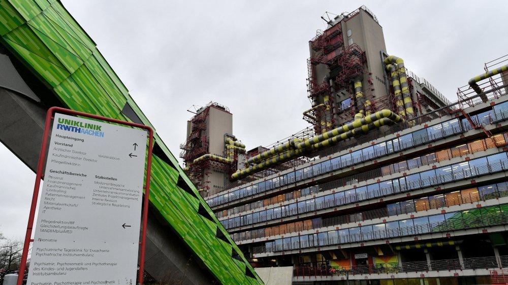 Pour une étude, des cobayes ont été soumis à des gaz d'échappement dans un centre d'Aix-la-Chapelle.