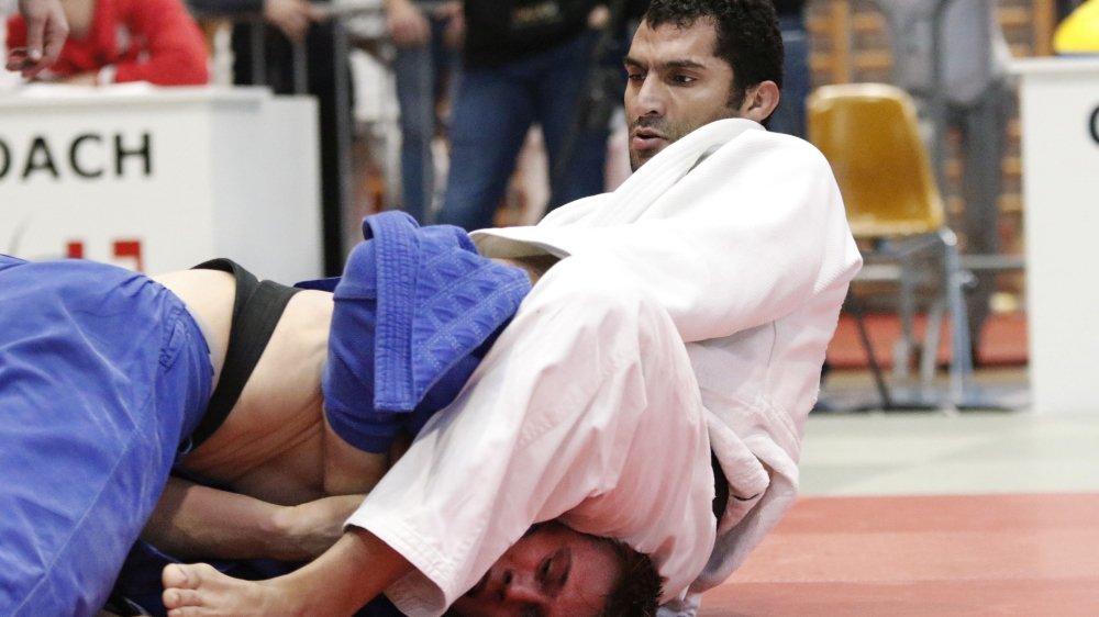Ramadan Darwish et les Morgiens ont remporté leurs deux rencontres face à Brugg.