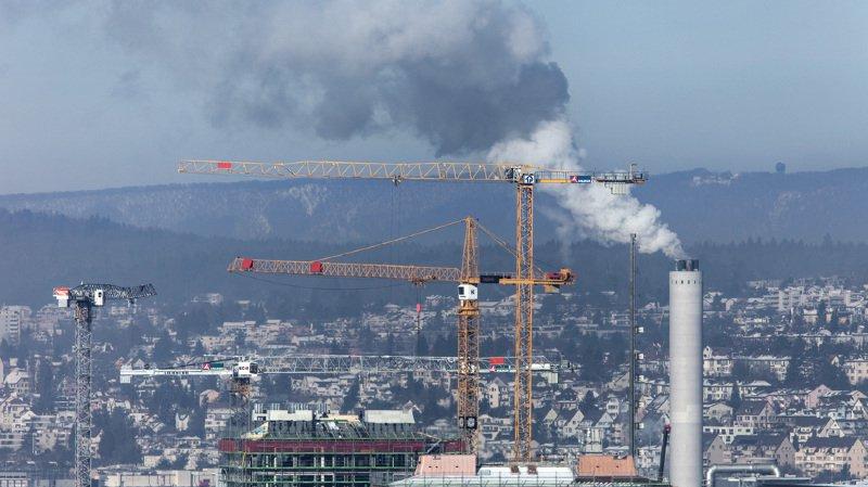 """Environnement: la """"pollution"""" suisse est produite pour deux tiers à l'étranger"""