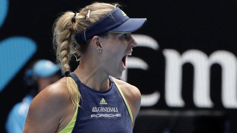 Open d'Australie: Angelique Kerber, Simona Halep et Chung Hyeon en demi-finales