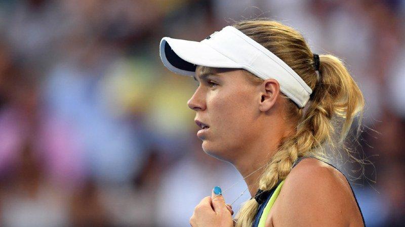 Open d'Australie: la Danoise Caroline Wozniacki remporte son premier titre du Grand Chelem