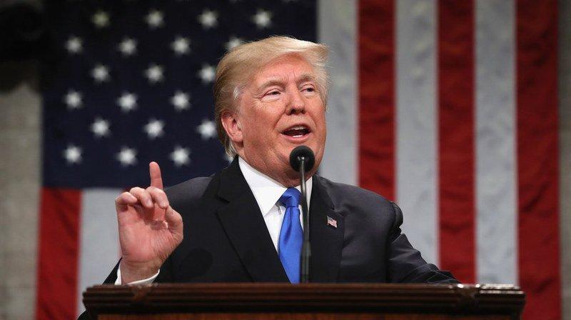 Discours sur l'état de l'Union: Trump prêt à rassembler démocrates et républicains