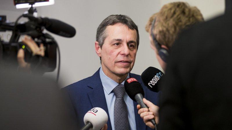 Le Conseil fédéral se donne dix mois pour arriver à un accord avec l'Union européenne