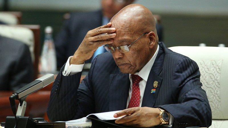 Âgé de 75 ans, Zuma est affaibli par une série d'affaires de corruption depuis son accession au pouvoir en 2009.