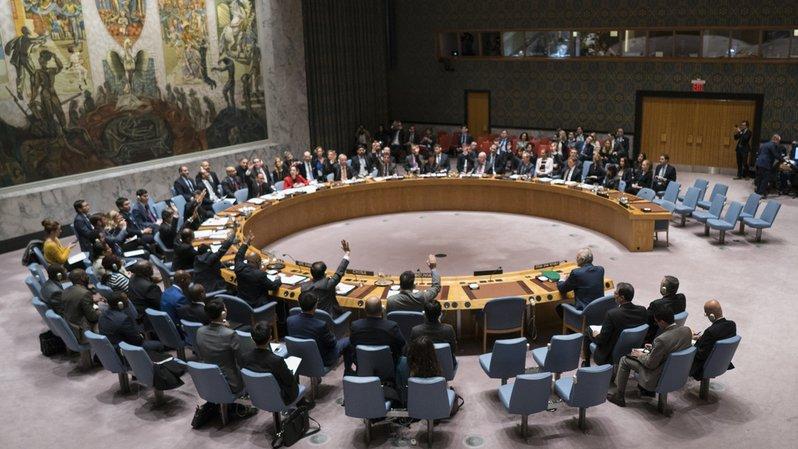 Syrie: le Conseil de sécurité de l'ONU vote à l'unanimité pour un cessez-le-feu d'un mois
