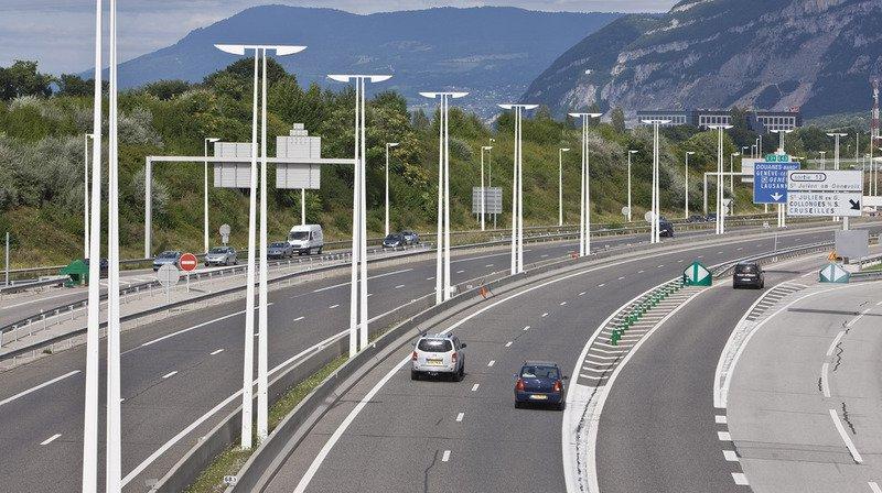 L'homme était prêt à parcourir 170 km en courant sur la bande d'arrêt d'urgence de l'autoroute.