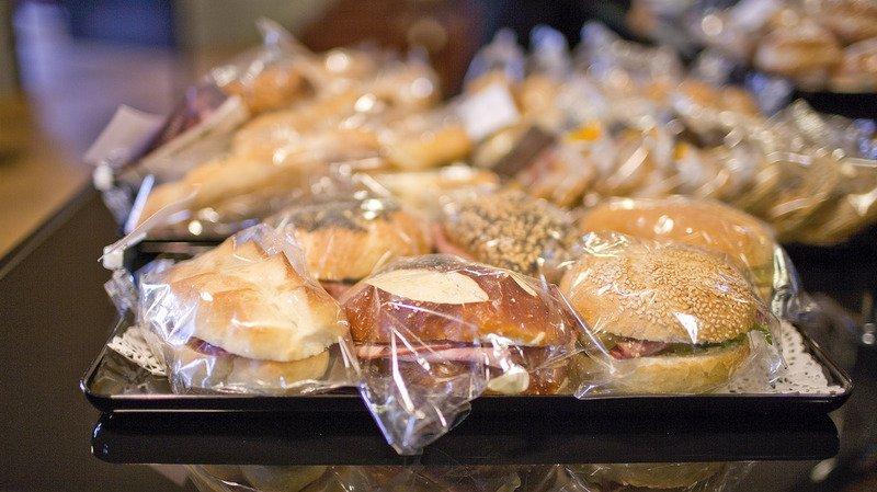 Les chercheurs ont étudié l'empreinte carbone de 40 types de sandwiches différents.