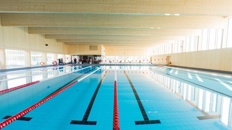 La piscine du Cossy bientôt ouverte au public