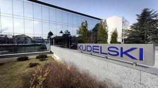 Bénéfice en recul pourKudelskien 2017, à 2,5 millions de francs