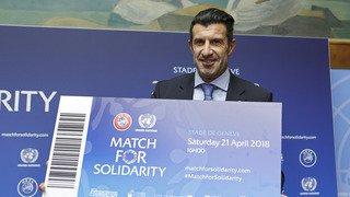 Football: un match de bienfaisance avec de grands noms à Genève