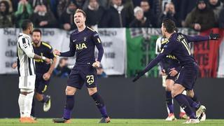 Ligue des champions: bonne opération pour Tottenham contre la Juventus