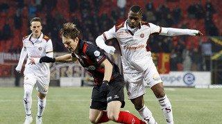 Football: Neuchâtel Xamax reste largement en tête de Challenge League après un nul 1-1 face à Servette
