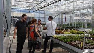 Ecrin de choix pour les horticulteurs