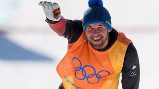 Skicross: de l'argent pour Bischofberger