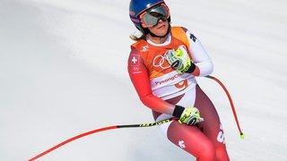 Des Jeux olympiques  à oublier pour Lara Gut