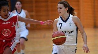 Malgré la fatigue, le Nyon Basket Féminin gagne à Lucerne