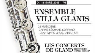 Théâtre de Grand-Champ - Ensemble Villa Glanis