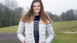 Lea Sprunger rêve de la Nouvelle-Zélande... et d'une médaille olympique