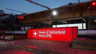 La Maison Suisse à PyeongChang