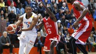 Le BBC Nyon remporte une troisième fois le derby contre Morges-Saint-Prex