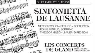 Théâtre de Grand-Champ - Sinfonietta de Lausanne