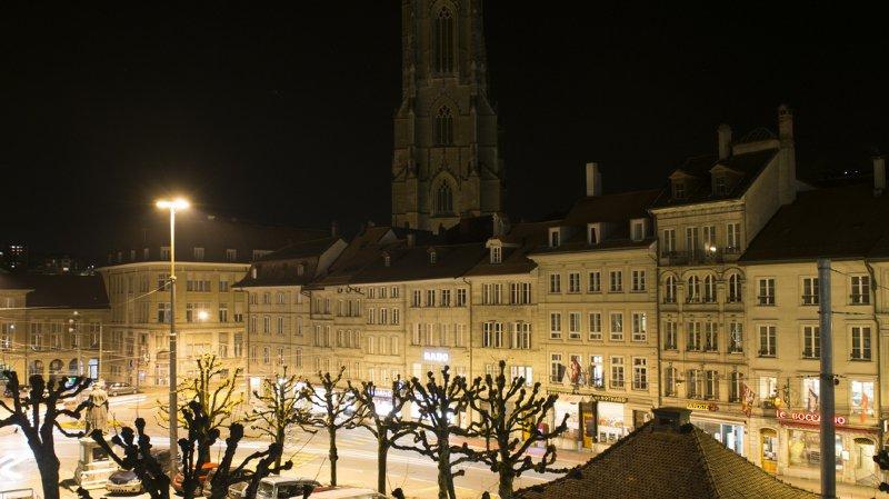 Earth Hour 2018: des villes suisses vont plonger leurs monuments dans le noir