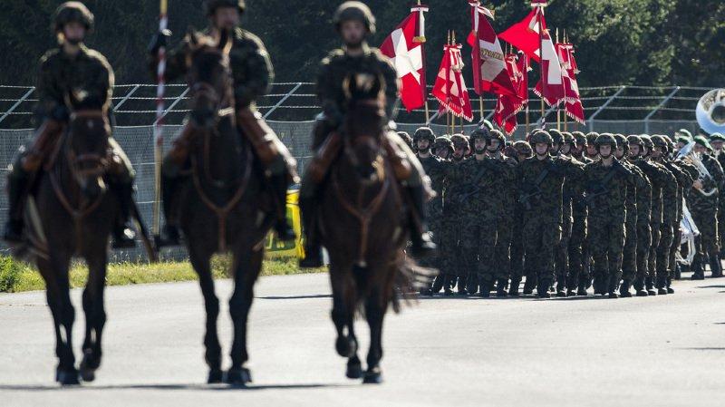 Armée suisse: le National veut sauver les chevaux de l'armée
