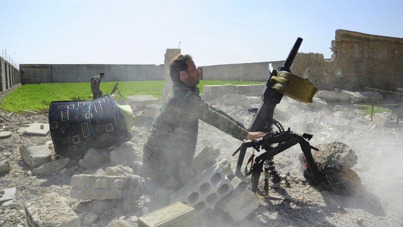 Syrie: l'armée turque près d'Afrine, plus de 1'000 morts dans la Ghouta