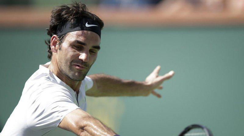 """""""Je pensais avoir plus de peine à lire son jeu, explique Roger Federer. """"Je pensais aussi qu'il allait mieux jouer... J'ai su être calme."""""""