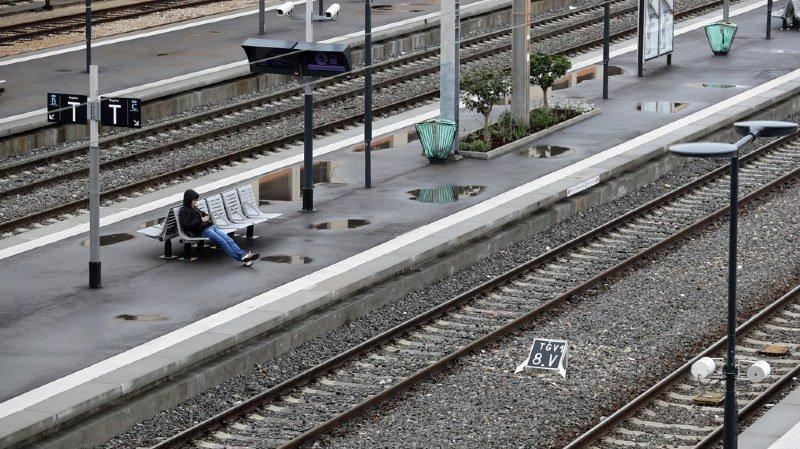France: aucun TGV vers la Suisse en ce deuxième jour de grève de la SNCF