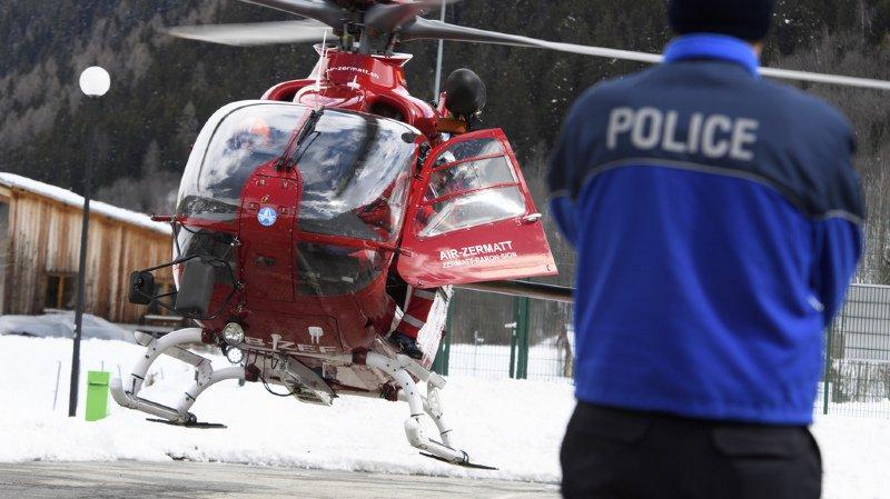 Zermatt: le milliardaire allemand disparu au Petit Cervin reste introuvable