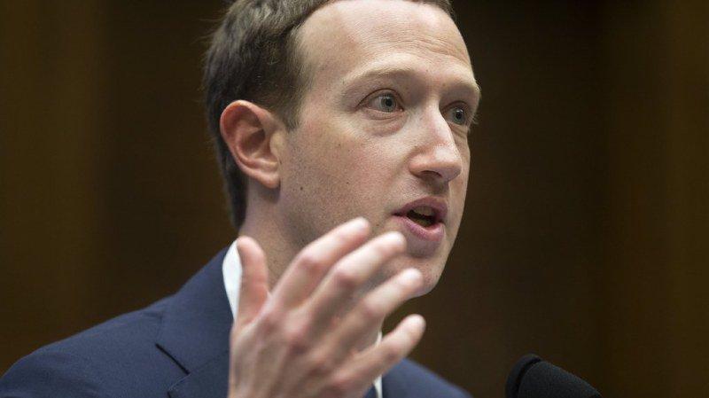 Le patron de Facebook a affirmé ne pas être hostile à une régulation de l'internet et des réseaux sociaux.