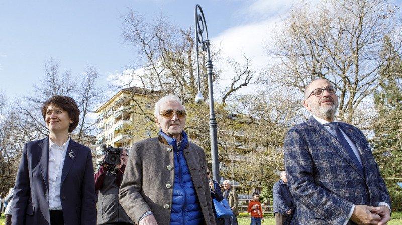 Genève: un monument commémoratif du génocide arménien inauguré dans la cité de Calvin